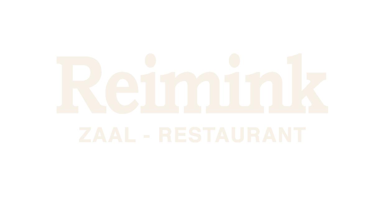 Zaal Restaurant Reimink